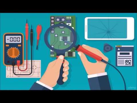 Microsoldering Training Online - iPhone Logic Board Repair: The ...