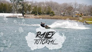 How to do a Raley on a Wakeboard! Trick Tutorial Tuesdays!   The Peacock Brothers