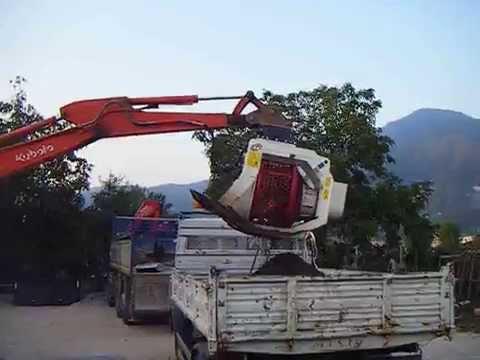 CM Crusher CBF07, Brecherlöffel, Baggerklasse 13-20 Tonnen
