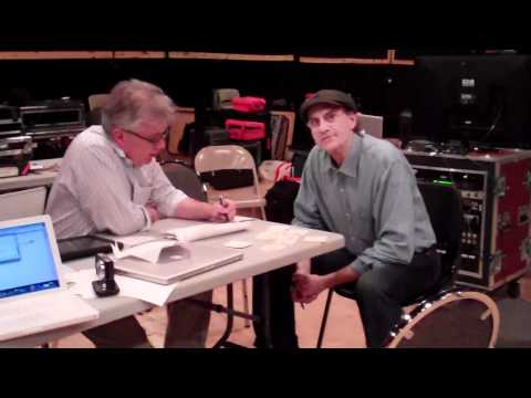"""Route Irish"" – James Taylor: Guitar Conversations Rehearsal"