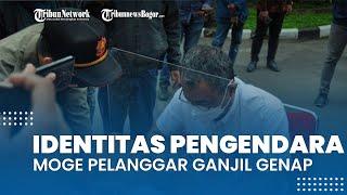 Identitas Pengendara Moge yang Lolos Ganjil Genap di Bogor, 3 Pengendara Terbukti Melanggar