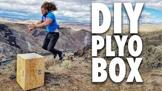 How To Build A DIY PLYO BOX (and Top 10 Best Plyo Exercises!)