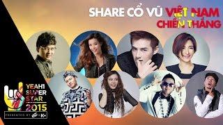 Sẽ chiến thắng | nhiều ca sĩ | yeah1 superstar (official music)