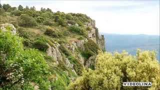 preview picture of video 'Montagne di Sardegna: Villanova Monteleone, Parte 3'