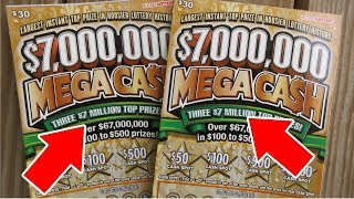 UNREAL!!..OUT OF ALL THE LOTTERY TICKETS..WHY DID WE GET THESE TWO?!