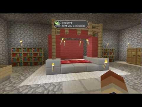 Epic Minecraft Xbox 360 (Bedroom Designs) - YouTube