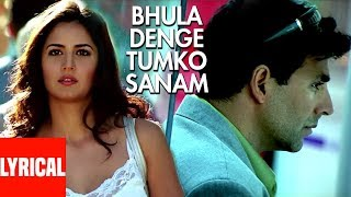 Bhula Denge Tumko Sanam Lyrical Video | Humko   - YouTube