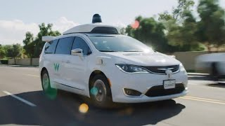 video: Waymo offers driverless taxis to the public for the first time
