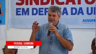 "Chapa 1 ' Sindicato é Pra Lutar"""