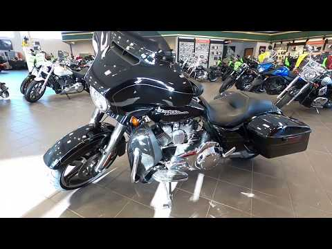2015 Harley-Davidson Street Glide FLHXS
