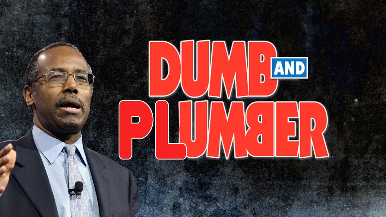Ben Carson To Baltimore Protesters: You Wouldn't Riot Against Bad Plumbers thumbnail
