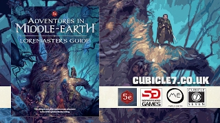 Game Geeks RPG #279 Adventures in Middle-earth Loremaster's Guide by Cubicle 7