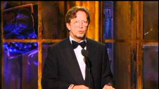 BB King and Eric Clapton induct Buddy Guy Rock and Roll Hall of Fame Inductions 2005