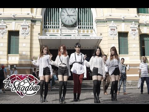 [KPOP IN PUBLIC CHALLENGE] 1AM (새벽 한 시) - I AM dance cover | by The Shadow from Vietnam