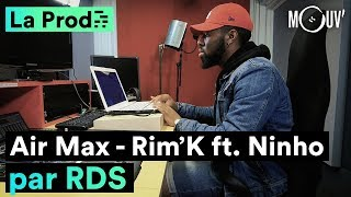 """Air Max"" De Rim'K Ft. Ninho : Comment RDS A Composé Le Hit"