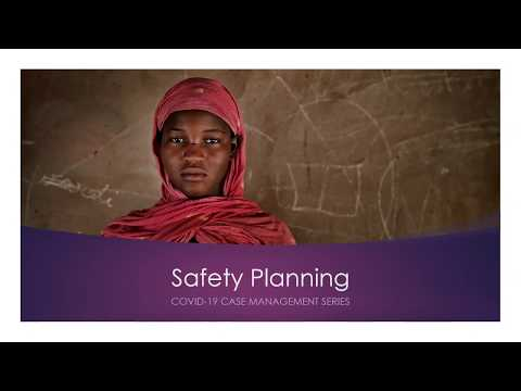 GBVIMS COVID-19 Series: Safety planning with survivors over the phone