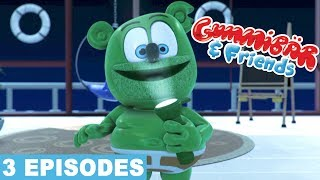 Gummy Bear Show STRANGE MYSTERIES Gummibar And Friends Episode Compilation