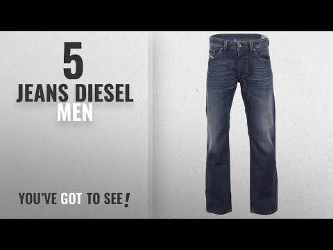 Top 10 Jeans Diesel Men [2018]: Diesel - Larkee 8XR Jeans, 8XR Wash