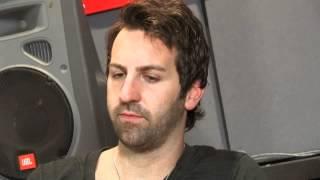 Josh Kelley - Interview part 1 (Last.fm Sessions)