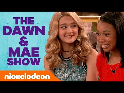 The Dawn & Mae Show  👯 Ep. 1 | Nicky, Ricky, Dicky & Dawn | Nick