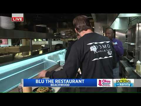 Kenny checks out Blu The Restaurant just in time for Cleveland Restaurant Week