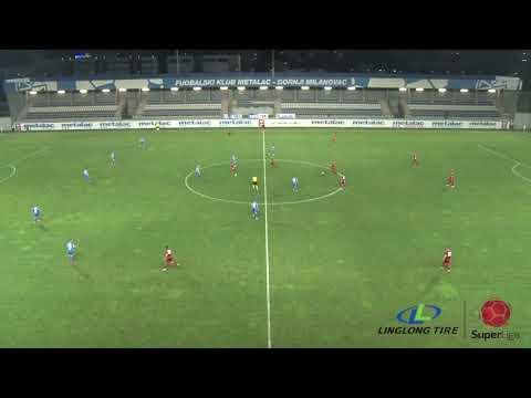 FK Metalac Gornji Milanovac 1-1 FK Radnik Surdulica