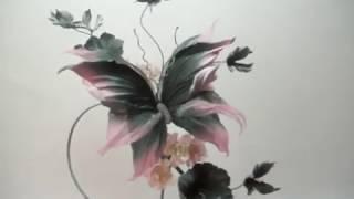 """Ободок """"Бабочки"""""""