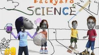 Забавная наука #9 - Backyard Science #9