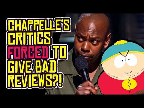 Dave Chappelle Critics HAD to Write Bad Reviews Says SOUTH PARK Creators