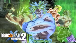 The LEGENDARY Super Saiyan BROLY! Dragon Ball Xenoverse 2