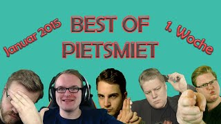 Best of PietSmiet [FullHD] - Januar 2016 - 1. Woche