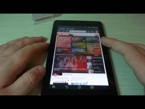 Video recensione Asus Fonepad 7
