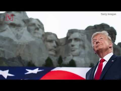 Any Open Real Estate? Trump White House Reportedly Asks About Process to Add to Mount Rushmore