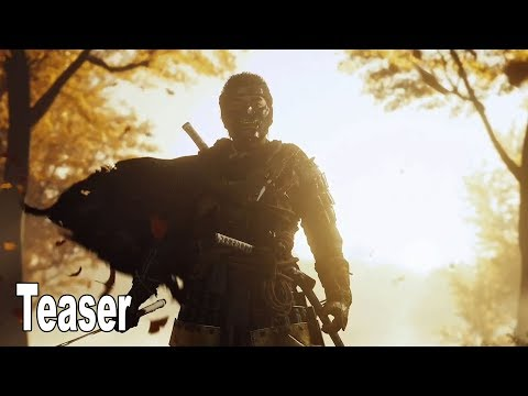 Ghost of Tsushima - The Game Awards 2019 Teaser [HD 1080P]