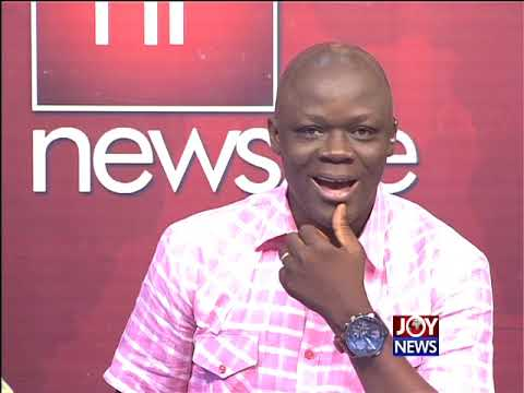 Newsfile intro on JoyNews (26-5-18)
