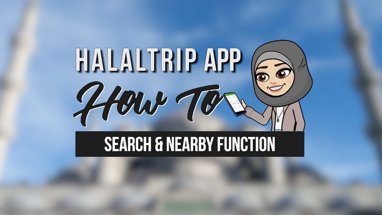 The Muslim App To Search For Travel Tips and Locate Nearby Places [Video]