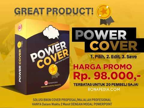 Promo Power COVER template box 3D - RONAPEDIA