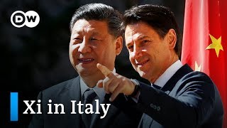 China's Xi and Italy's Conte sign New Silk Road agreement | DW News