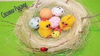 Пасхальный Декор Своими Руками/ DIY Easter Crafts