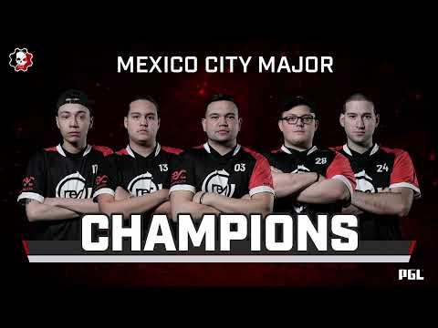 Gears 5 Esports Mexico City Major - Day 3