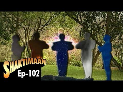 Shaktimaan - Episode 102
