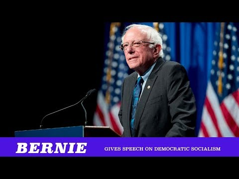 Bernie Sanders Speech Connects Democratic Socialism with the New Deal (TMBS 94)
