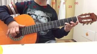 Duman -içerim Ben Bu Aksam- Tab Gitar Cover