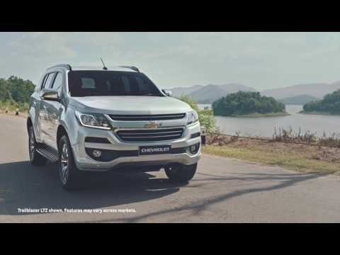 Discover The All-New Chevrolet Trailblazer