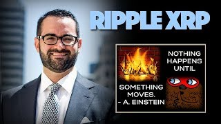 Ripple XRP: Ryan Zagone Confirms - Nothing Will Happen With XRP Until Something Moves