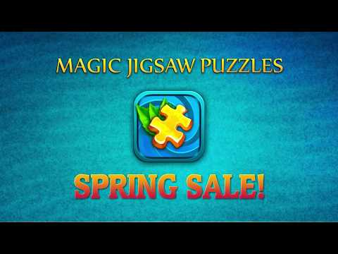 🥇 Magic puzzle jisaw/android game playstore level 3