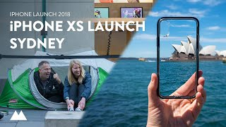 IPhone Xs Max Drop Test In Sydney, Hong Kong And London