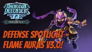 DD2 Defense Spotlight - Flame Auras V3 - High Onslaught