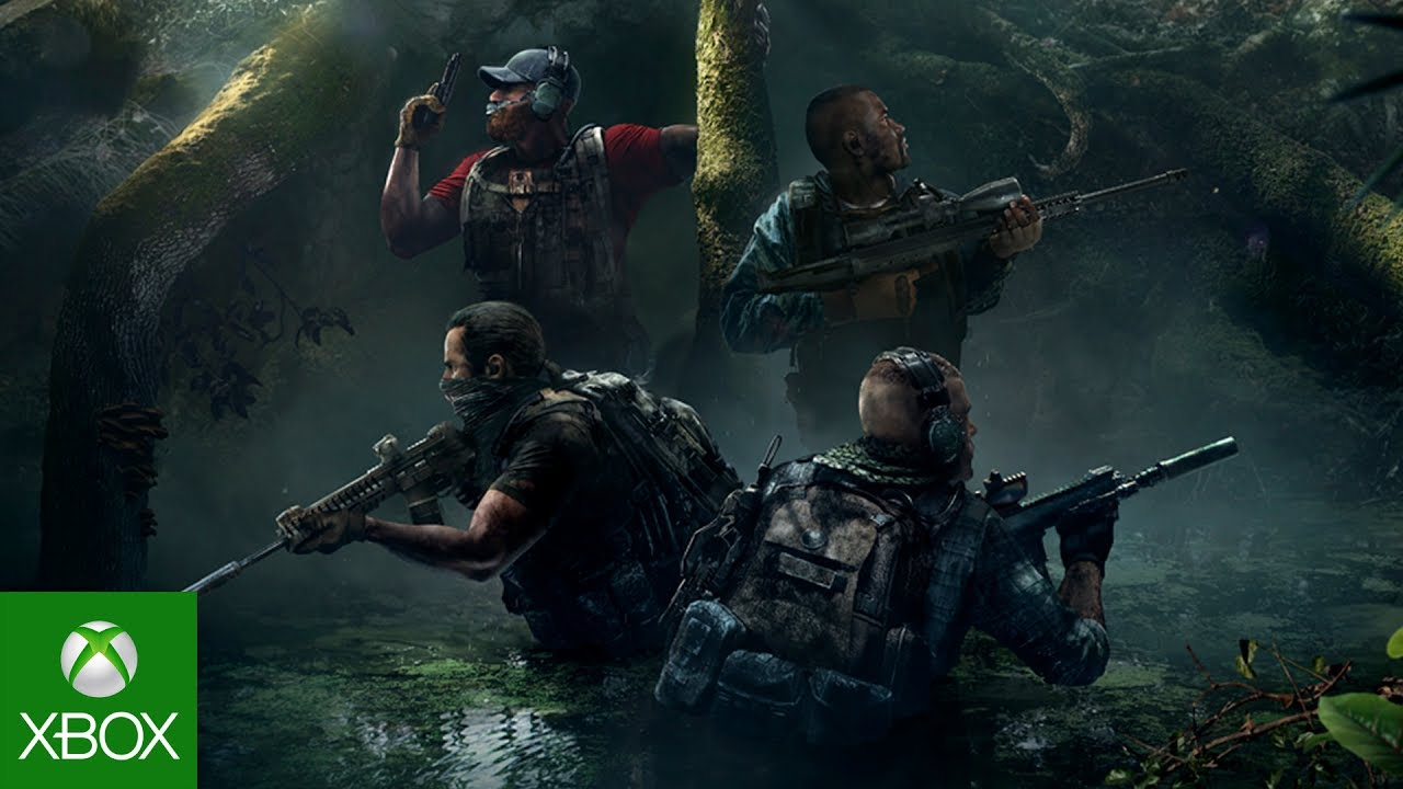 Tom Clancy's Ghost Recon Wildlands Trailer: Fallen Ghosts DLC