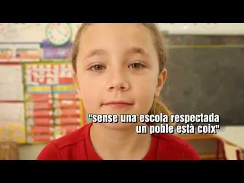 Spot Escola Pública Fortaleny
